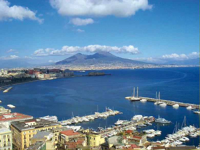 Řím – Neapol – Pompeje – Vesuv