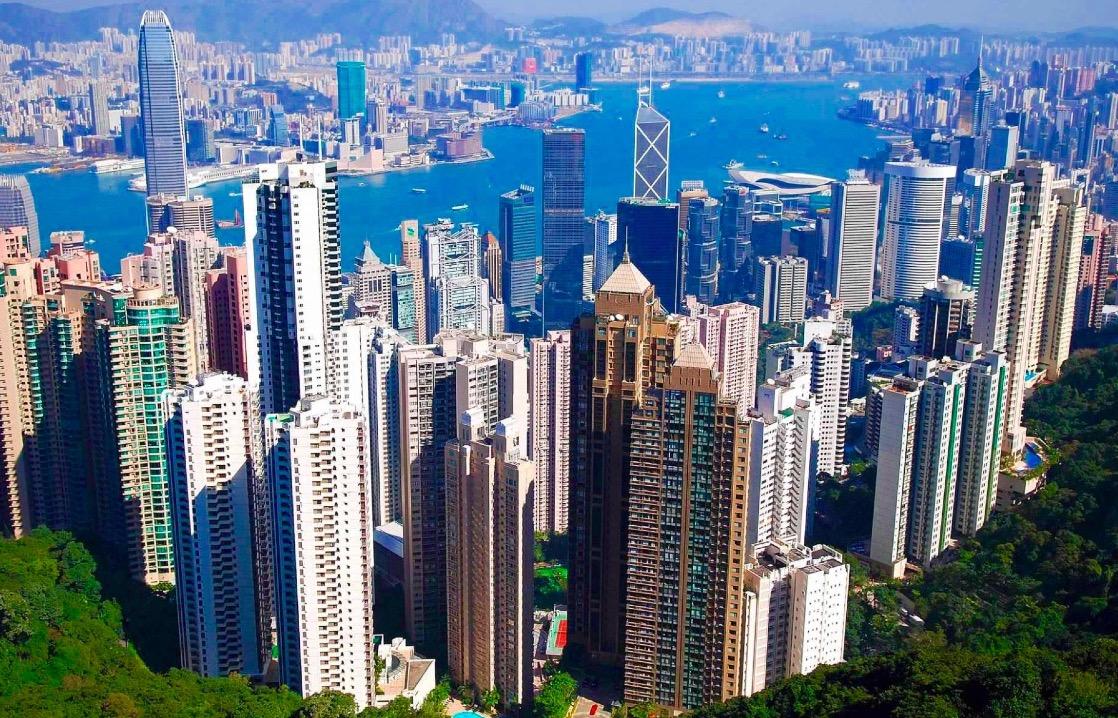 Hongkong, Macao aShenzhen