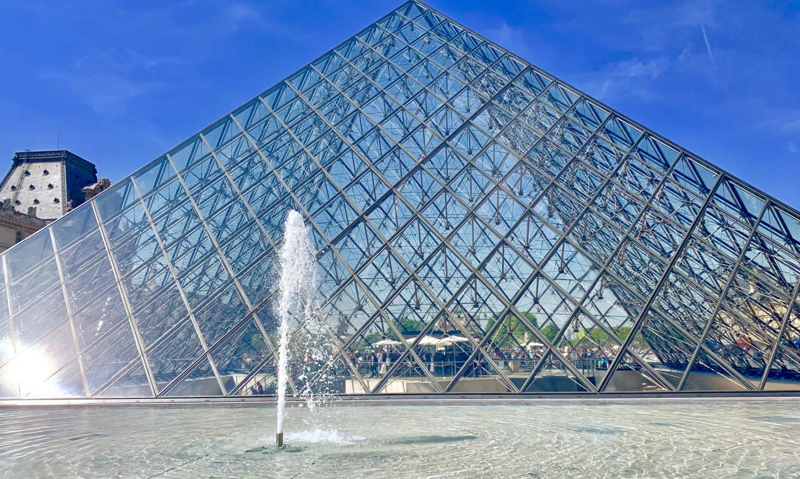 Paříž Mon Amour – letecky