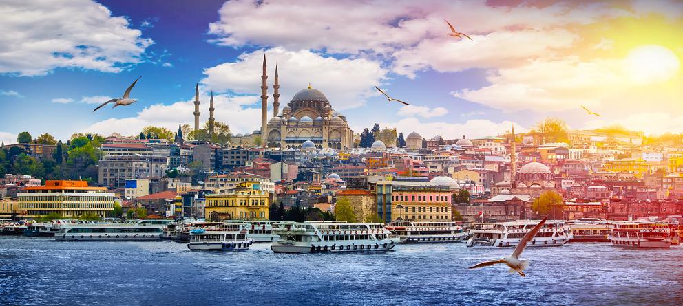 Istanbul – perla Orientu