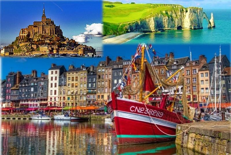 Paříž – Normandie – Bretaň