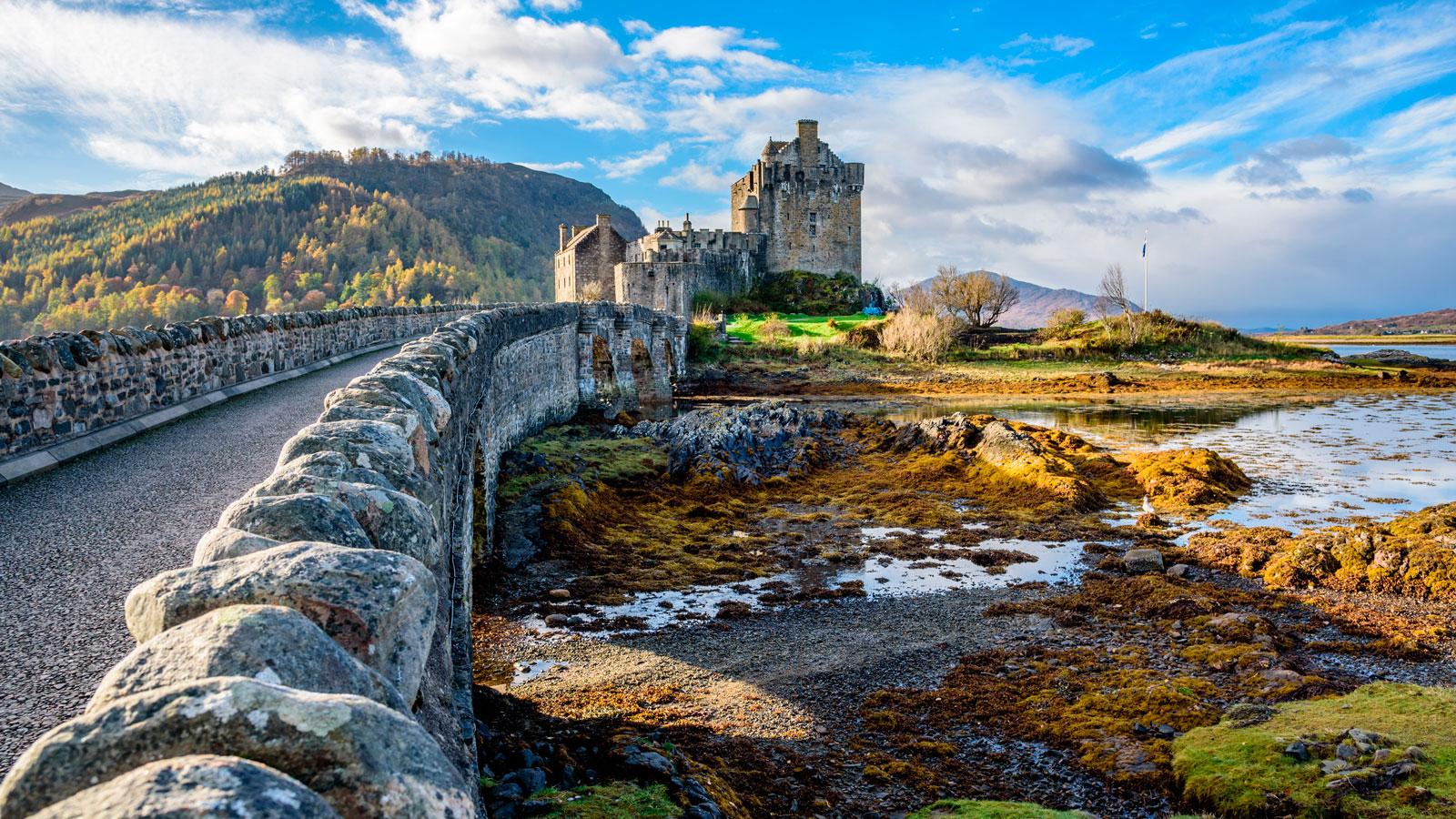 Skotsko – velký okruh