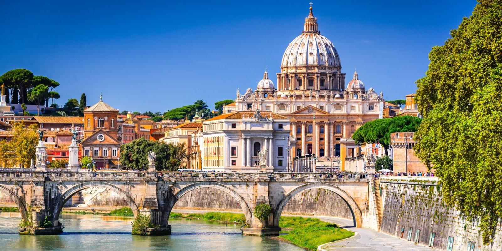 Řím od Ado Zletecky